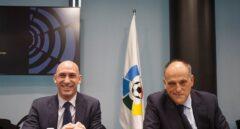 LaLiga cuestiona la colaboración de Rubiales con el juez que investiga el 'caso Villar'