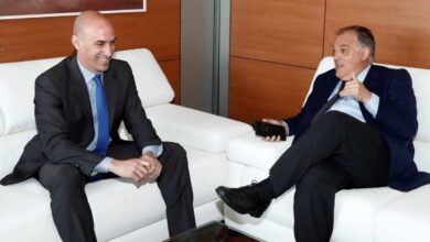 El juez del 'caso Villar' rastrea el destino de los pagos millonarios de LaLiga a la Federación