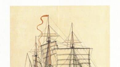 San Telmo, el navío español que pudo ser el primero en la Antártida