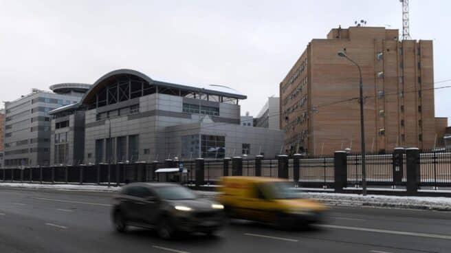 Sede del Departamento Central de Inteligencia Ruso en Moscú. Reuters
