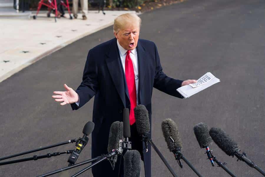 Trump y su eterno impeachment