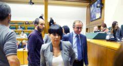 Bildu no condena el ataque a Mendia y los partidos e impide una declaración institucional