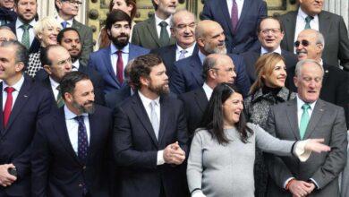 """Vox se crece ante el """"cordón sanitario"""" del PSOE en el Congreso: """"nos da votos"""""""