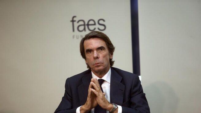 Expresidente del gobierno, Jose María Aznar