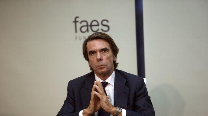 """Aznar: """"La rendición ante los talibanes afganos la vamos a pagar muy caro"""""""