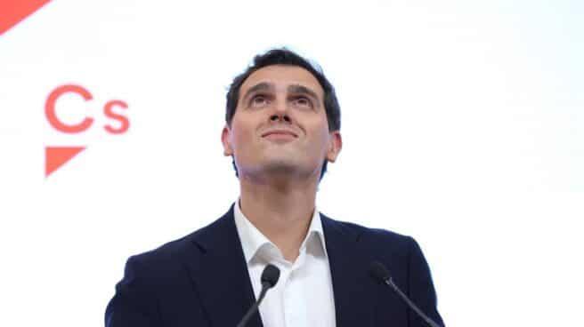El ex presidente de Ciudadanos, Albert Rivera.