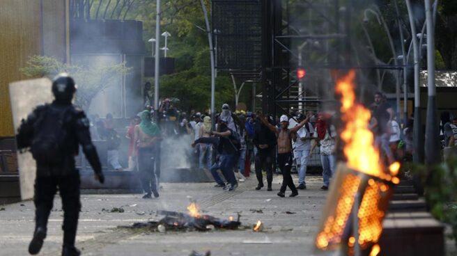 Vandalismo en Colombia