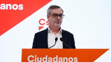 """Villegas invita a los críticos a presentar """"modelos de partido"""" alternativos a Arrimadas"""