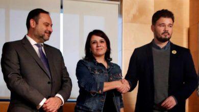 Moncloa da por hecho el apoyo de ERC a la investidura de Sánchez