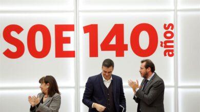 El PSOE buscará una mayoría de gobierno con Podemos, Cs y los regionalistas