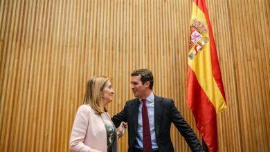 Casado anuncia que Ana Pastor será ministra si gobierna el PP, como fue con Aznar y Rajoy