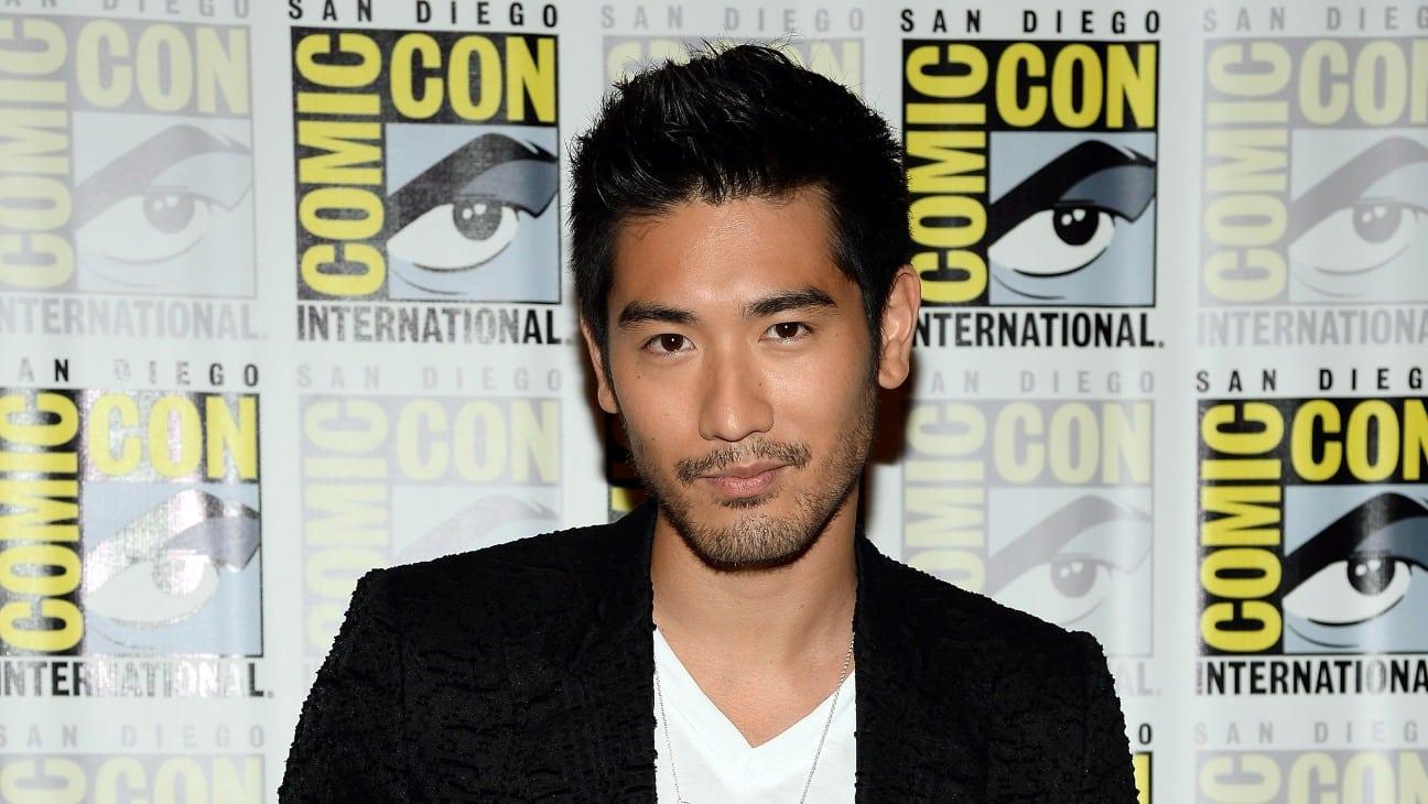 Godfrey Gao en la Comic Con