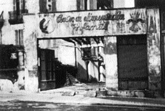 Cuando la Falange se instaló en casa de Sabino Arana