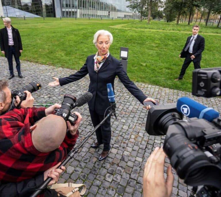 El mercado espera poco de la próxima reunión del BCE: ¿qué más puede hacer Lagarde?
