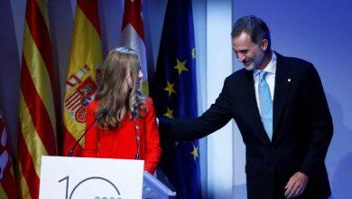 """El Govern acusa al Rey de hacer partidismo """"en plena campaña electoral"""""""