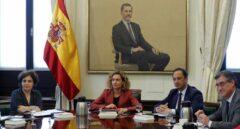 """El PP quiere """"colar"""" a Ciudadanos en la Mesa del Congreso ignorando a Vox"""