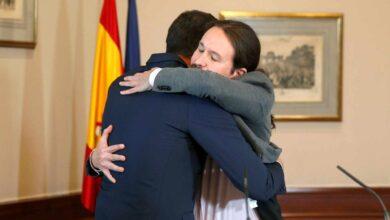 Iglesias gana el pulso a Sánchez y logra la coalición y su vicepresidencia