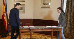 Podemos contempla ocupar altos cargos en los ministerios que controle el PSOE