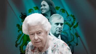 La Monarquía británica, un mito que se desmorona