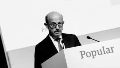 Saracho, el 'salvador' que hundió el banco del Opus Dei