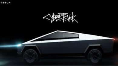 Así es Cybertruck, el futurista 'pick-up' eléctrico de Tesla con 804 kms de autonomía