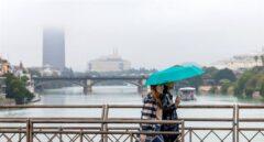 Continúan las lluvias fuertes este lunes en el sur de Levante y Baleares