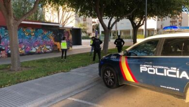 Dos detenidos que robaban en Madrid con la técnica de estrangulamiento 'mataleón'