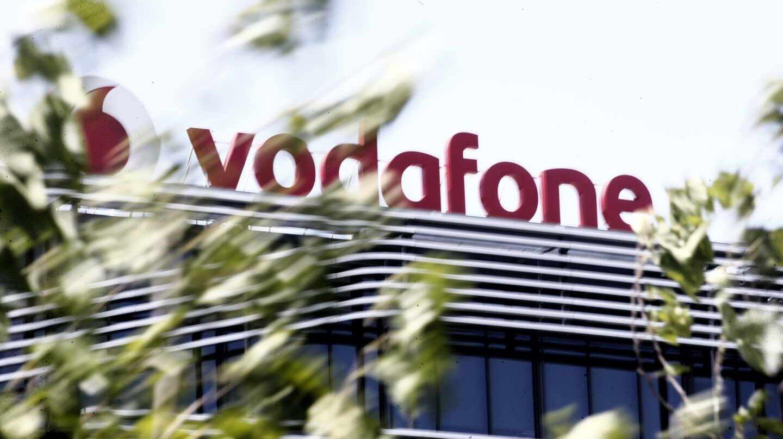 La sede central de Vodafone España en Madrid.