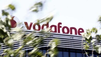 Vodafone recorta un 10% sus ingresos en España en plena reinvención por el 'no' al fútbol