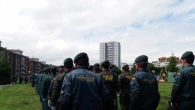 Rodríguez Galindo, la pesada losa de la Guardia Civil en Euskadi