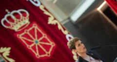 La presidenta del Gobierno de Navarra, María Chivite.