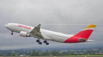 Iberia anuncia un ERTE al continuar con un 30% menos de capacidad que en 2019
