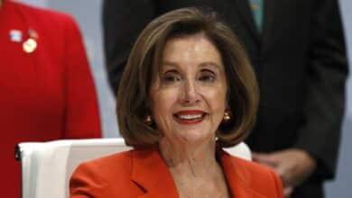 """El mensaje de Nancy Pelosi (EEUU) sobre la lucha contra el cambio climático: """"Seguimos dentro"""""""