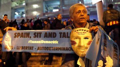 """Arran carga contra Tsunami por no llamar a la violencia: """"Ni pasividad ni indefensión"""""""
