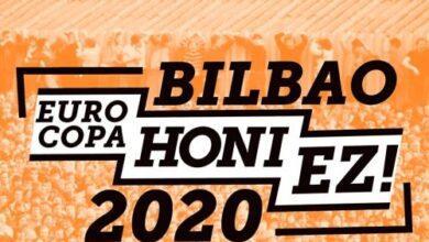 Sectores abertzales activan una campaña contra la Eurocopa 2020 en Bilbao
