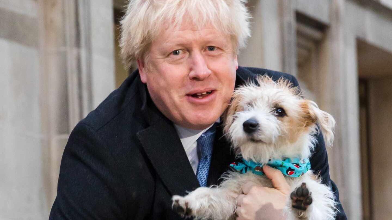 Boris Johnson jornada electoral