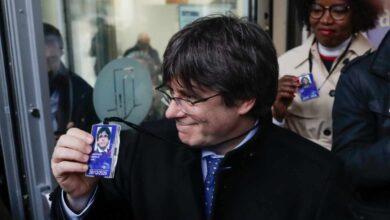 Llarena pide el suplicatorio al Parlamento Europeo para poder detener a Puigdemont y Comín