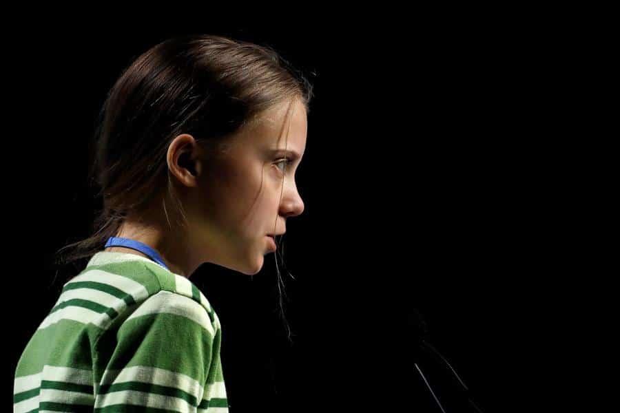 """Greta Thunberg, a los políticos: """"¿Cómo reaccionan a la emergencia climática sin sentir pánico?"""""""