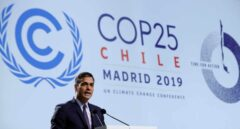 """Sánchez carga contra los """"fanáticos"""" en la COP25: """"Hoy sólo un puñado niega la evidencia"""""""
