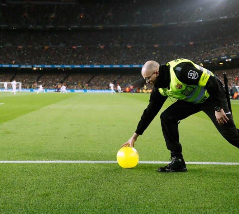 Multa de 1.500 € al Barcelona y amenaza de clausura del Camp Nou por las acciones de Tsunami en el Clásico