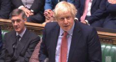 La Comisión Europea advierte a Johnson que limitar la transición va en su contra
