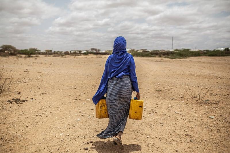 Sequía Etiopía