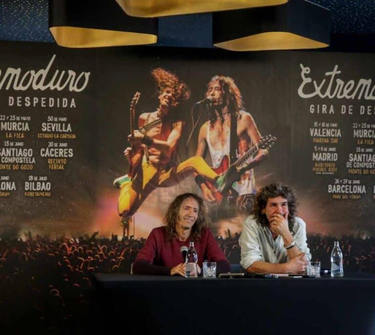 """Extremoduro dice que """"lo más sensato"""" es que sus fans devuelvan las entradas por desencuentros con la promotora"""
