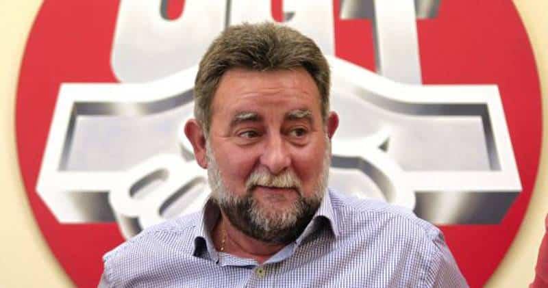 Francisco Fernández Sevilla, ex secretario general de UGT-Andalucía y principal imputado en el caso.