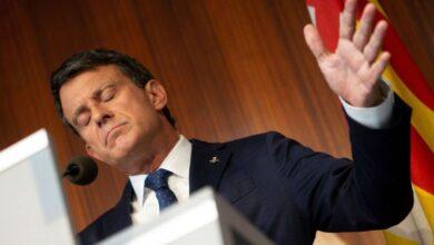 """Valls, a la carrera para ser alternativa a Arrimadas: """"En este país hace falta un centro"""""""