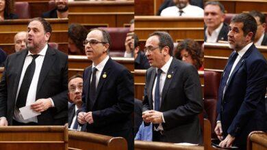 Las prisiones catalanas mantienen el segundo grado: los presos del 'procés' pasarán la Navidad en la cárcel