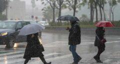 Hoy, precipitaciones tormentosas en Galicia, Pirineo catalán y Mallorca
