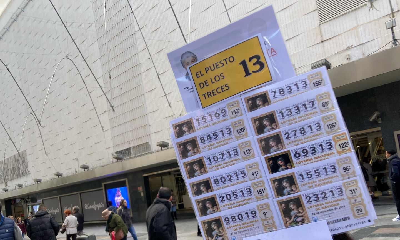 Lotería de Navidad: si te toca el Gordo, Hacienda se lleva 76.000 euros