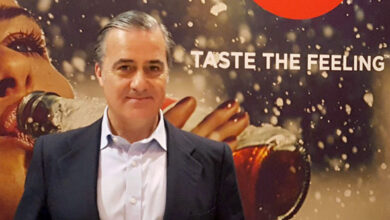 Manuel Arroyo, el nuevo español que arrasa en la cúpula de Coca-Cola