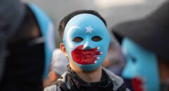 Protestas pro uigures